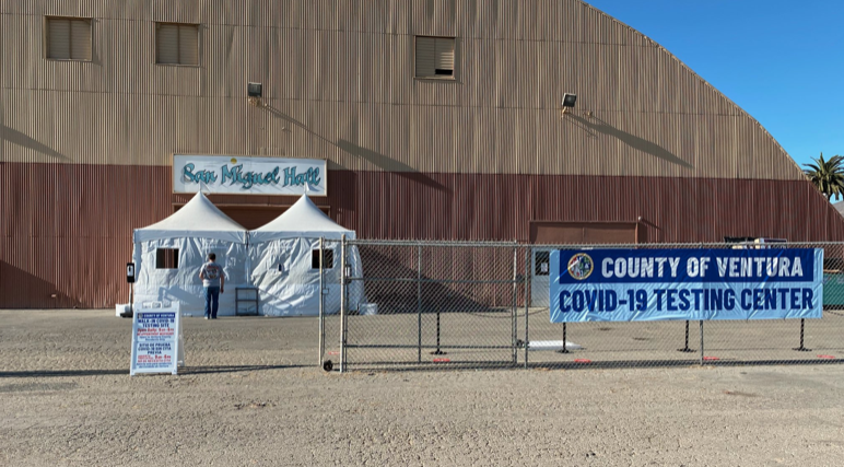 COUNTY COVID-19 TESTING PROCESS   Response should take two to three days