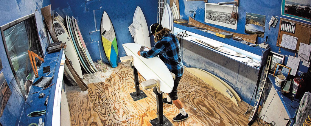 EYE FOR BUSINESS | Todd Proctor of Proctor Surfboards