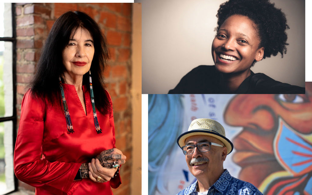 <em>VOICES OF THE NATION</em> | CLU celebrates the work of U.S. poets laureate
