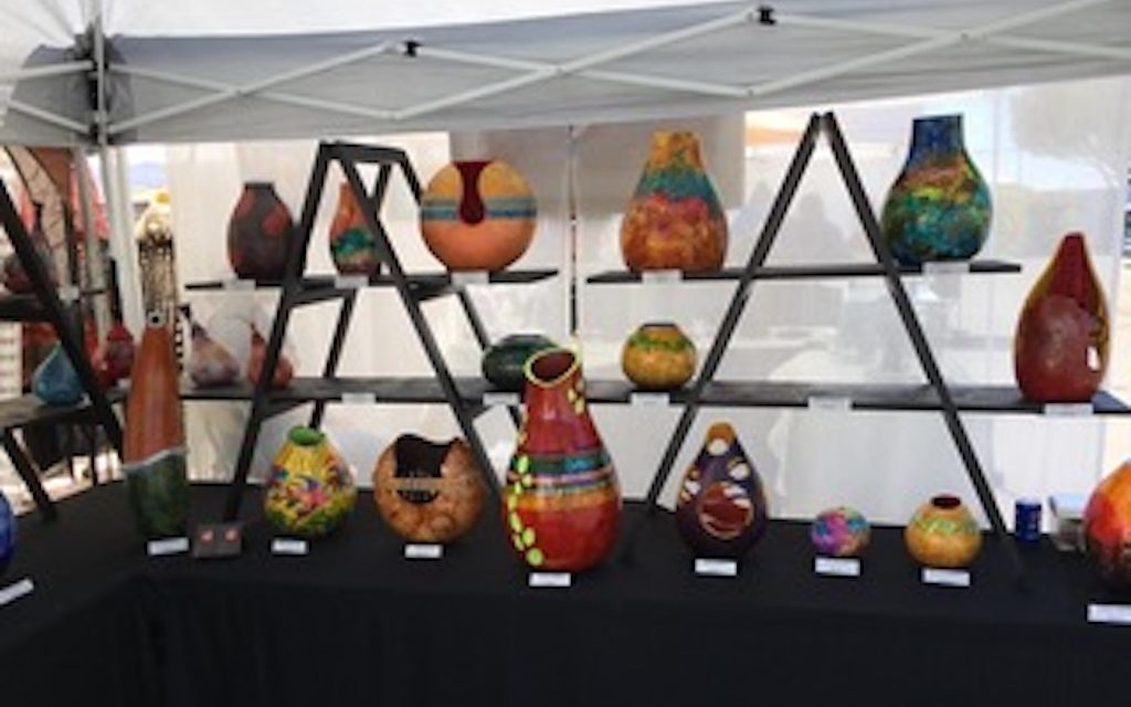 ART, CRAFTS AND EVERYTHING IN BETWEEN | Harvest Festival returns Oct. 1-3